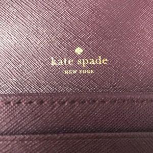 kate spade Bags - Kate Spade Purple Wallet